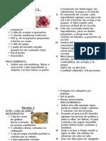 receta suzzete