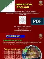SumberdayaGeologi