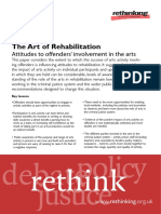 Allen Et Al. 2004 the Art of Rehabilitation