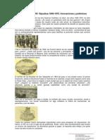ZM Gipuzkoa 1840-1872. Innovaciones y polémicas