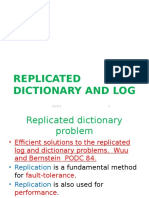 Replicated Dictionary