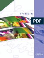 Crodamide Slip Adds for Film Extrusion