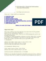 The Alfa Romeo 155 Manuals