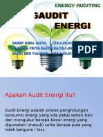 Ppt Audit Energi