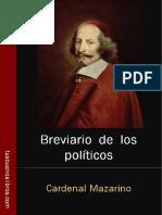 Breviario de Los Politicos Mazarino