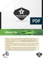 Four Feathers Production_2013