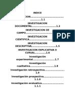 Tipos de Investigacionnnn