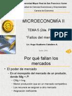 Tema 5_ Parte 2 Fallos Del Mercado