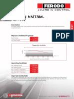 Ferodo - Brake Pads Data Sheets En