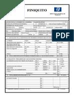 Formulario de Finiquito