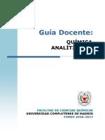 GQ_Guia Docente Quimica Analitica III_2016_FINAL