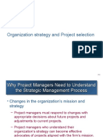 Chapter 2 - Organizational Strategy & Project Selection