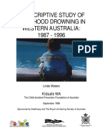 A+DESCRIPTIVE+STUDY+OF+CHILDHOOD+DROWNING+IN+WESTERN+AUSTRALIA