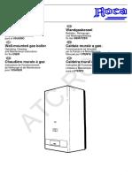 Manual Instrucciones Rs 20 20