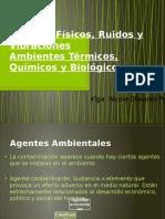 4. Agentes Físicos, Ruidos y Vibraciones