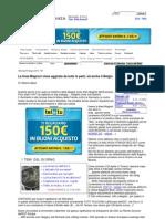 Yahoo Finanza 9 Giugno 2010 - La Linea Maginot Viene Aggirata