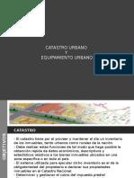 Catastro y Mobiliario Urbano