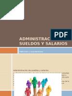 ADMINISTRACIÓN   DE  SUELDOS  Y  SALARIOS.pptx