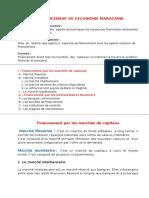 Le Financement de l'Économie Marocaine