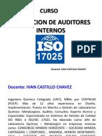 Formación de Auditores Internos 1