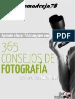 365 Consejos de Fotografia Mario Perez