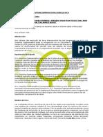 Informe Internacional Sobre La Teca