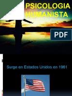 Psicologia Humanista Ppt