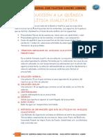 Introducción a La Química Analítica Cualitativa