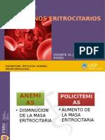 Clase 07- Hematopatologia-trastornos Eritrocitarios 2016-1 (1)