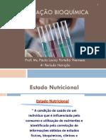 Avaliação Bioquímica