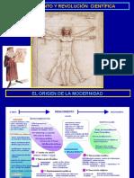 El Inicio de La Edad Moderna. Renacimiento y Revolución Científica 11-12