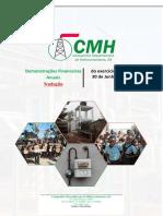 Relatorio e Contas Cmh16