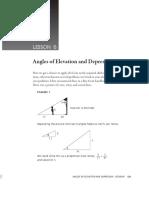 Precalculus Sample Lesson