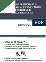 RIESGOS FINANCIEROS