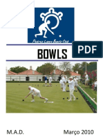 Manual de Lawn Bowls Portugues
