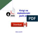 Knigi Na Makedonski Jazik PDF