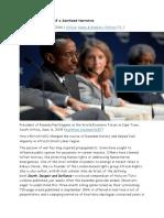 3 Rwanda, The Danger of a Sanitized Narrative