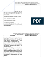 Ley de Obra Publica y Servcios Relacionados Con La Misma 2006