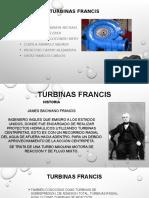 Turbinas Francis Presentacion
