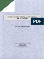 Configuration Reseau Transport