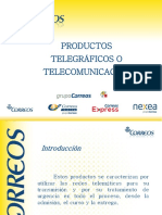 1.- Telegrama, Radiotelegrama y Télex