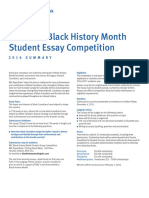 Blackhistory Essay Rules and Waiver Form En