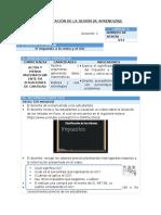 MAT - U6 - 4to Grado - Sesion 03.docx