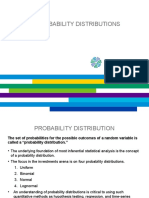 1.5 Common Probability Distribution