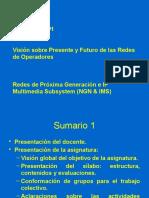 Tendencias de La Telecomunicaciones NGN-IMS