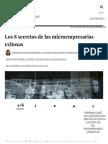 Los 8 Secretos de Las Microempresarias Exitosas  - Forbes México