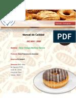 Manual de Calidad Panadería