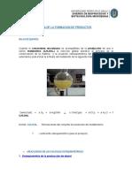 Estequiometria de La Formacion de Productos 2 (1)