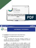 Documento Orientador Educación Media Técnica