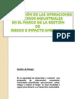 Clasificacion de Las Operaciones